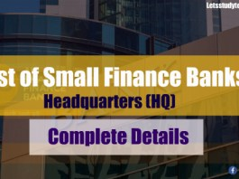 Small Finance Banks