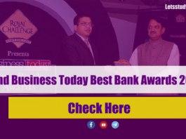 Best Bank Awards Winners List