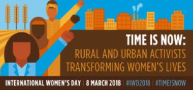 Theme of International Women's Day