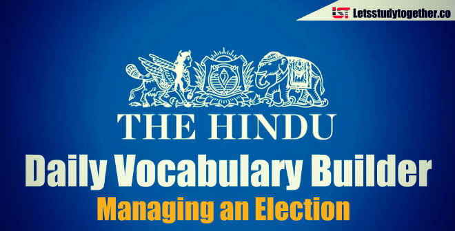 Daily Vocabulary Builder PDF - 20th April 2018