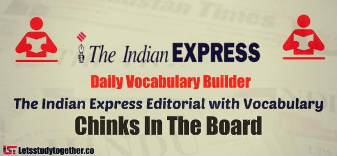 Daily Vocabulary Builder PDF - 6th April 2018