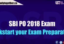 SBI PO Exam Date for 2018 Announced - Kick start your Exam Preparation!