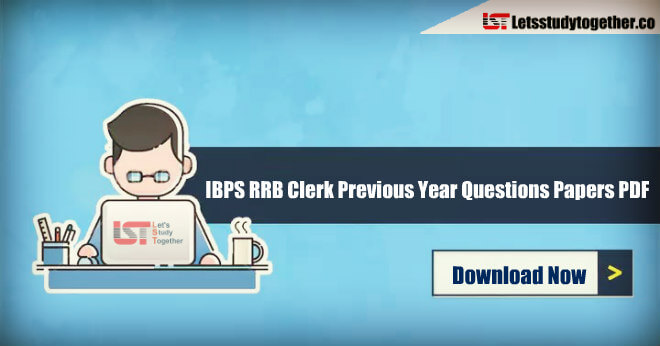 IBPS RRB Clerk Previous Year Questions Papers PDF – Download Now