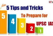 Tips and Tricks to Prepare for UPSC IAS Exam