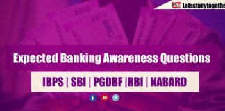 Banking Awareness Quiz on History of Banking   Set-50