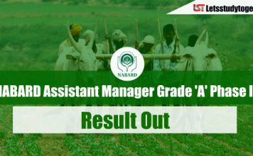 NABARD Result for Assistant Manager Grade 'A' Phase II Out – Check Here