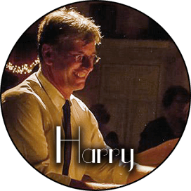 Harry - Dansdocent Let's Swing Groningen