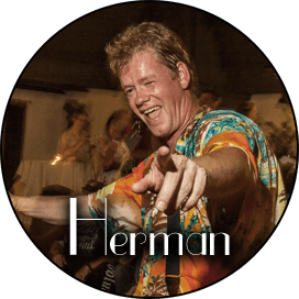 Herman - Dansdocent Let's Swing Groningen