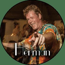 Herman - Dansdocent Let's Swing Groningen