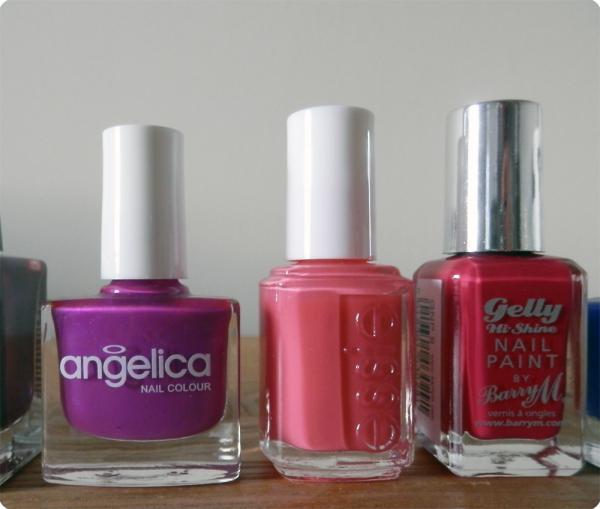 Nail Polish 2012