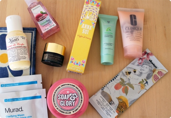 Products Samples