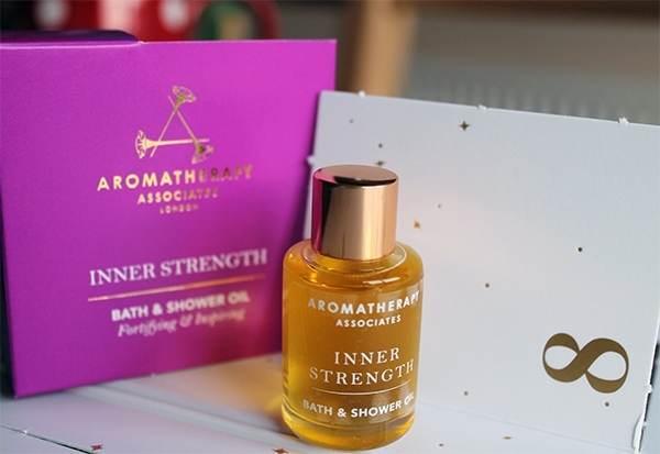Inner Strength Bath & Shower Oil