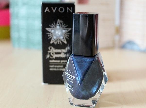 Avon Stunning Cobalt