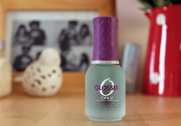 Orly Glosser Top Coat