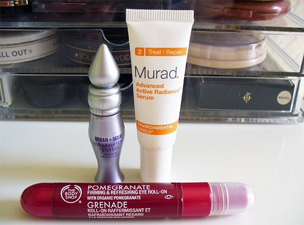 April Product Empties