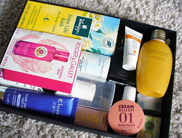 British Beauty Bloggers The Dream Box