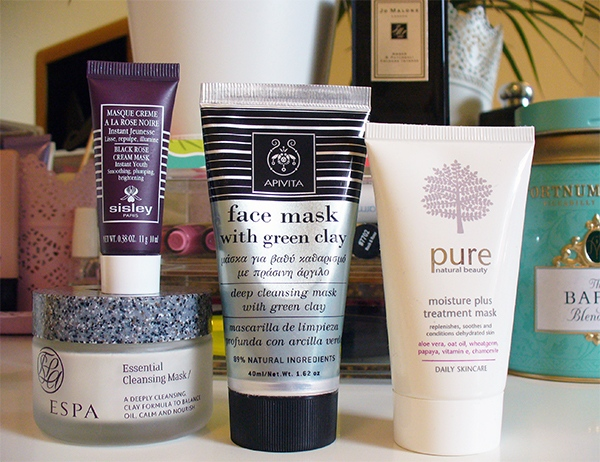 Skincare Face Masks