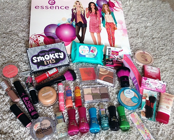 Essence UK Launch