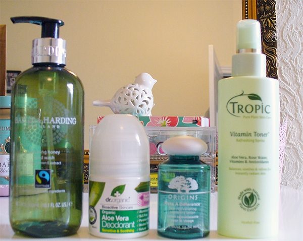 May's Empties