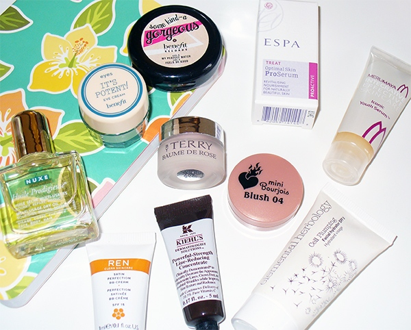 Sample Sizes Skincare
