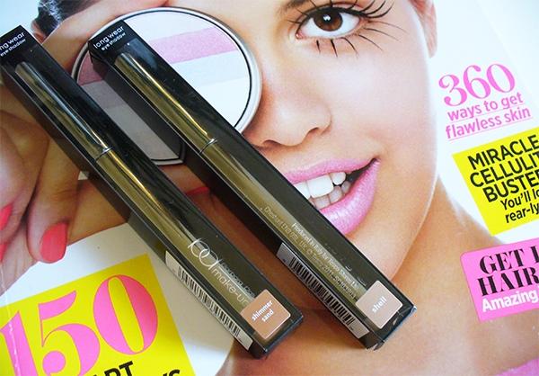 Cream eyeshadow sticks