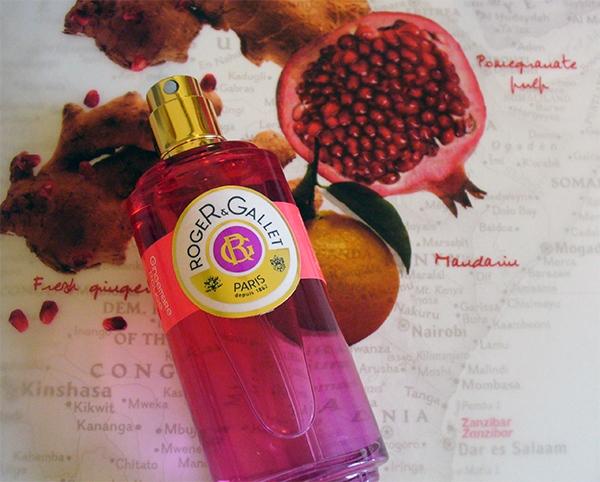 Roger & Gallet Fragrance