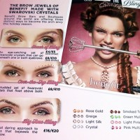 Benefit Bling Brow Service & Kit
