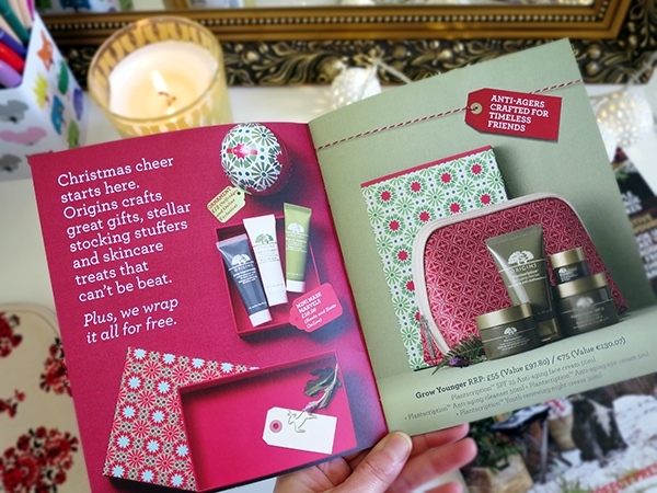 Origins Christmas Gifts