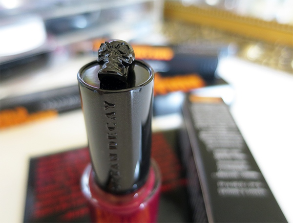 Urban Decay Mrs Mia Wallace Nail Colour