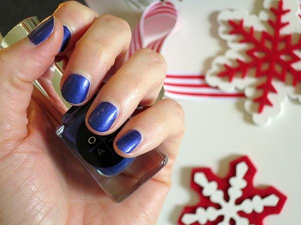 Sapphire Nail Polish