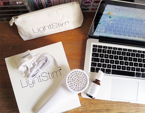 LightStim Anti Wrinkle Device