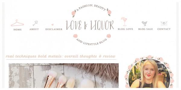 Love and Liquor Blog