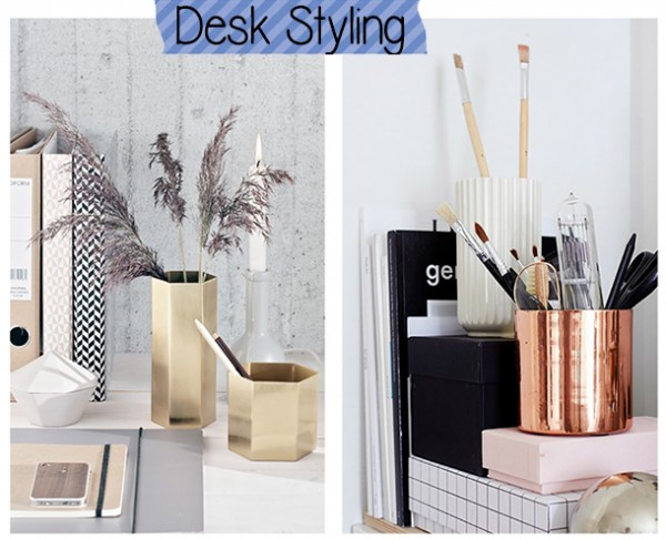 Desk Styling