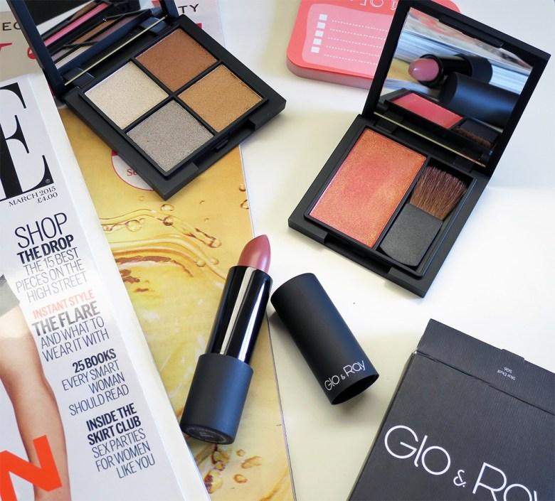Glo & Ray Makeup