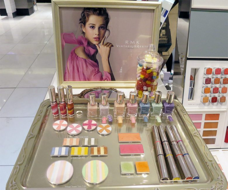 RMK Spring Makeup Collection