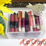 My Lip Crayon Collection