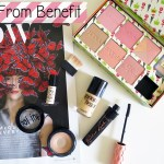 5 From Benefit Cosmetics