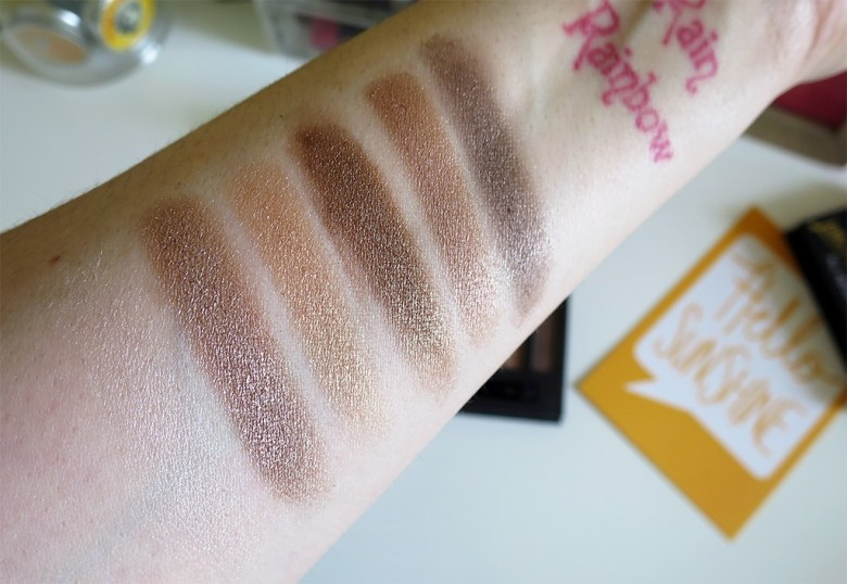 Collection Eyes Uncovered Bronze Nude Palette