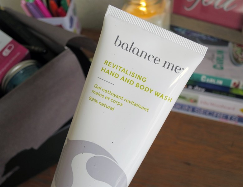 Balance Me Revitalising Hand & Body Wash
