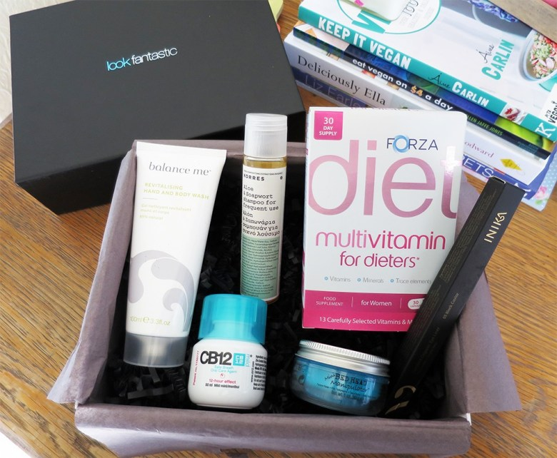Lookfantastic Monthly Beauty Subscription Box