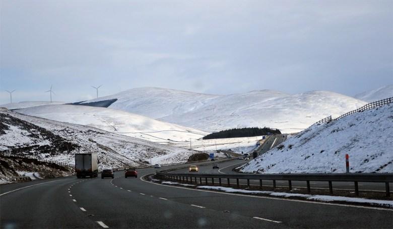 Scottish Roadtrip