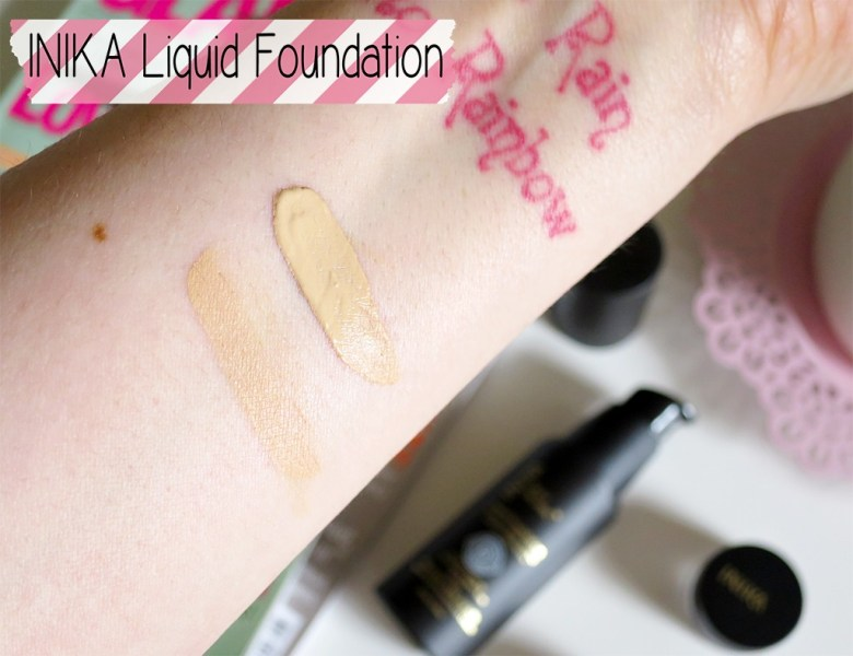 Inika Liquid Foundation