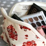Travel Makeup Bag Scotland Edit