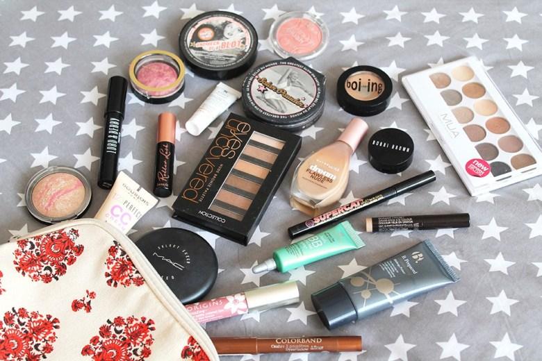Travel Makeup Scotland Edit
