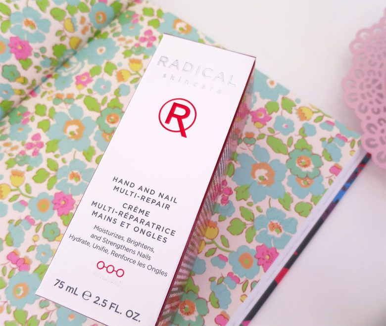 Radical Hand and Nail Cream
