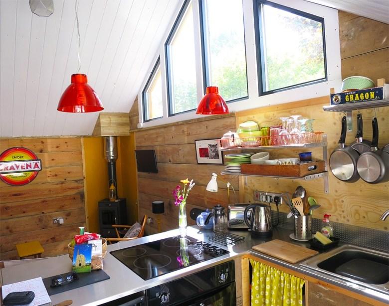 Beautiful Cornish Cabin