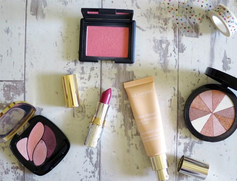 Shopping My Makeup Stash September