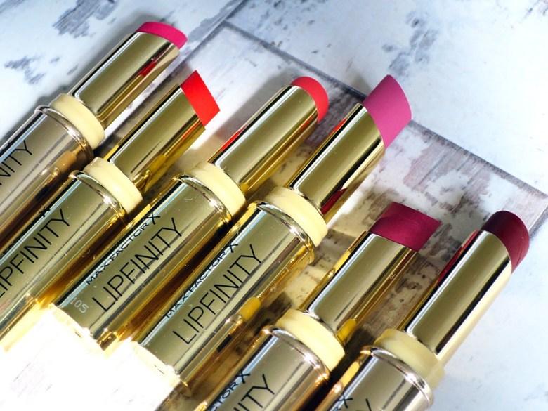 Max Factor Longwear Lipstick