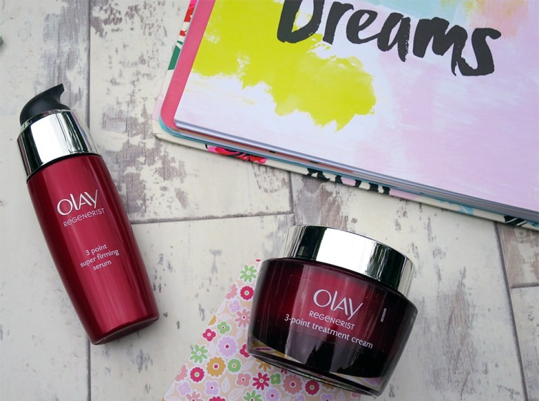 New Olay Skincare