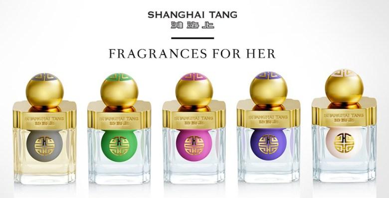 shanghai Tang Ladies Perfume